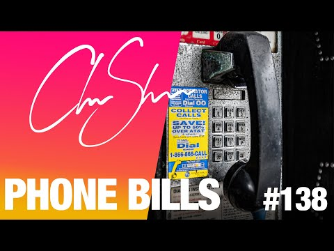 Club Shada #138 - Phone Bills