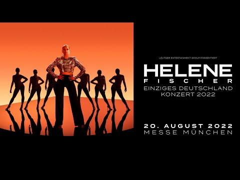 Helene Fischer – Einziges Deutschland Konzert 2022 – Tickets ab Donnerstag 9. September