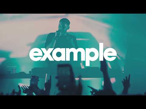 Example - 2022 UK Tour Announce