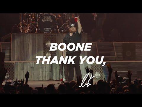Luke Combs - Boone, NC - September 4, 2021