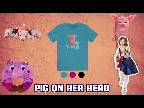 The Laurie Berkner Gift Shop - Toys, Stickers, T-Shirts, Books, Music, and more