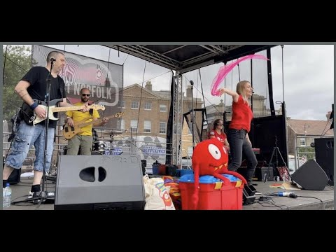 Boogie Monsters live in Kings Lynn!