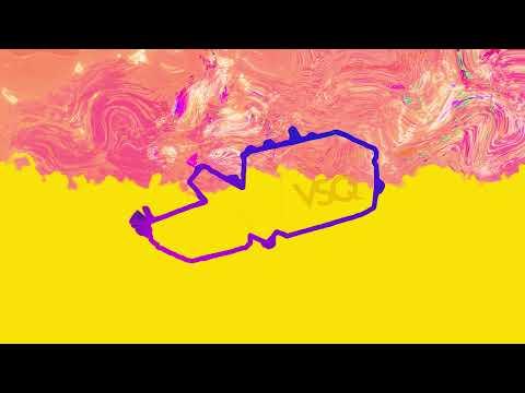 Butter Visualizer - Vitamin String Quartet Performs BTS