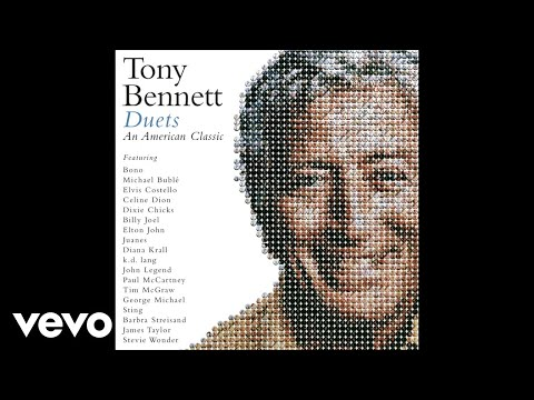Tony Bennett, k.d. lang - Because of You (Audio)