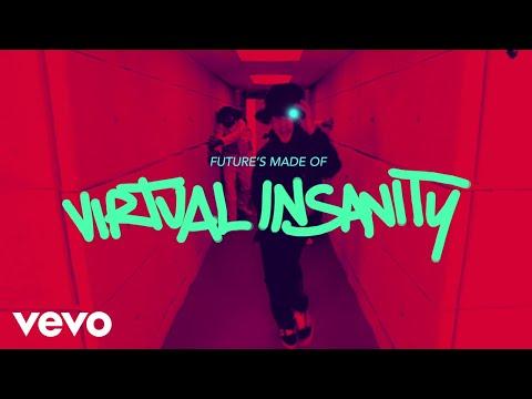 Jamiroquai - Virtual Insanity (Official Lyric Video)