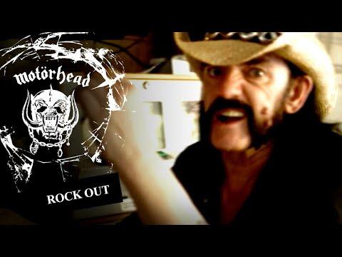 Motörhead – Rock Out (Official Video)