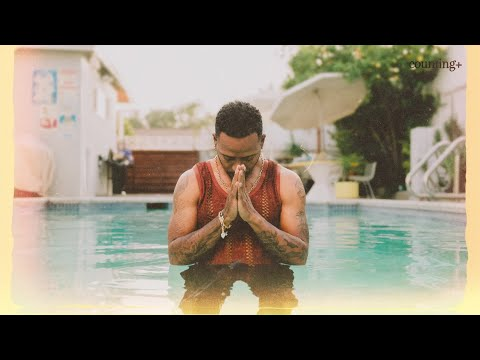 Eric Bellinger - Counting My Blessings (Visualizer) (feat. Kierra Sheard)