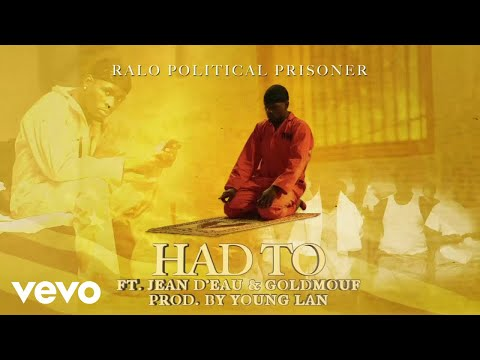 Ralo - I Had To (Visualizer) ft. Jean Deau, Goldmouf