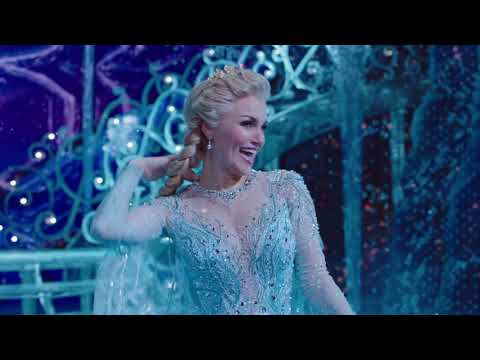 Disney's Frozen is NOW PLAYING in London's West End