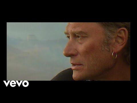 Johnny Hallyday - Le pénitencier (Clip Officiel & Lyric Video 2021)
