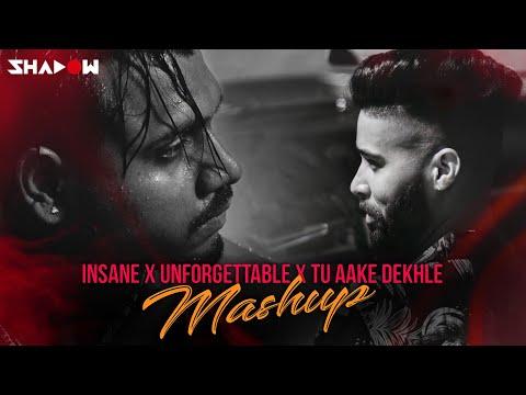 Insane x Unforgettable x Tu Aake Dekhle (Mashup) -  DJ Shadow Dubai | AP Dhillon | King | Swae Lee