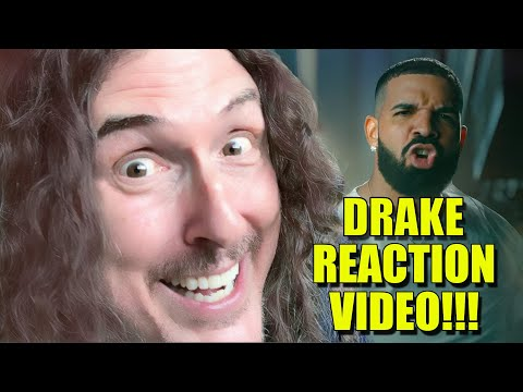 Weird Al Reacts to New Drake Video!