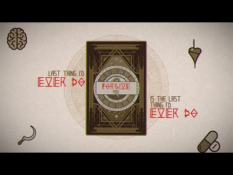 The Used - River Stay (Official Lyric Video)