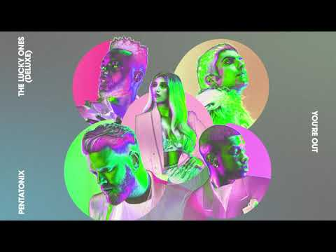 [OFFICIAL VISUALIZER] You're Out - Pentatonix
