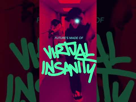 A brand new Virtual Insanity lyric video! #Shorts