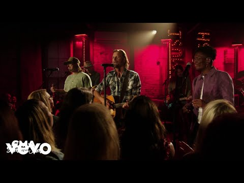 Dierks Bentley - Beers On Me (Live From CMA Summer Jam / 2021) ft. BRELAND & HARDY