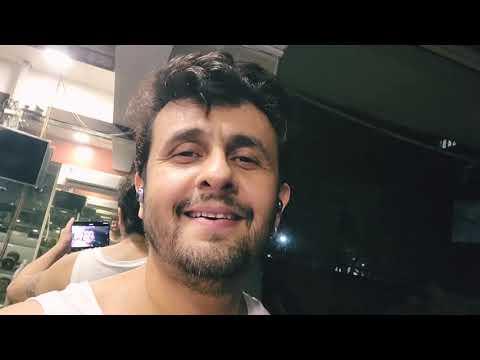 #SonuLiveD   VLog 138   Best of luck MAC MUSIC   Vinay Ram Tiwari