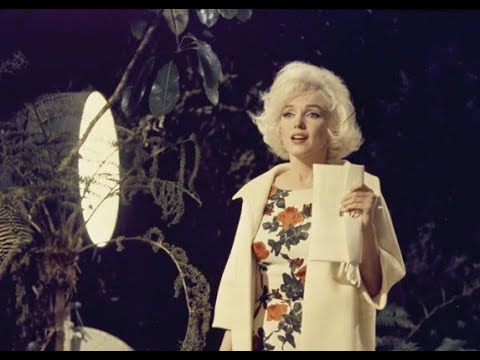 """Marilyn Monroe - """"Something's Got To Give"""""""