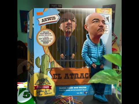 Akwid - El Heroe (Feat. El De La Santa)