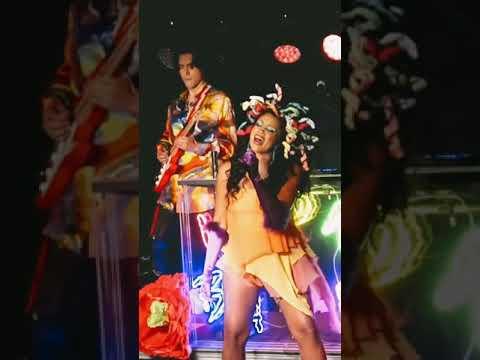 LION BABE - #GetUp live !! #RainbowChild