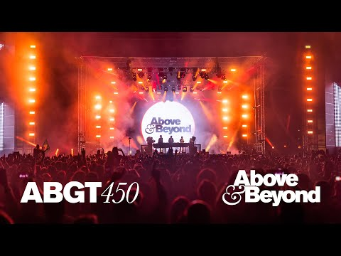 Above & Beyond: Group Therapy 450 live at The Drumsheds, London (Official Set) #ABGT450