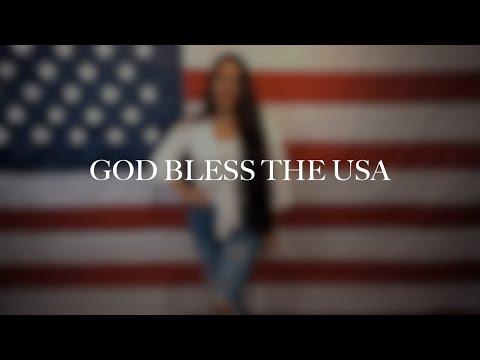 Beckah Shae - God Bless the USA
