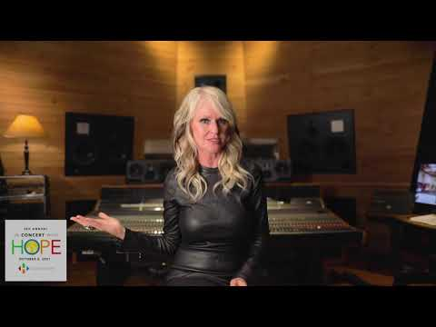 You're Invited to In Concert With Hope feat Mindi Abair and Michael McDonald Oct 2nd