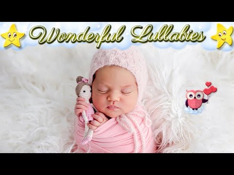 My Little Sleepyhead Baby Lullaby Sleep Music ♥ Soft Bedtime Music Box Nursery Rhyme ♫ Sweet Dreamss
