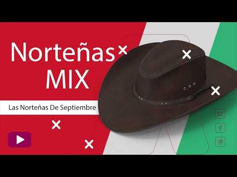 Norteñas Mix Septiembre 2021