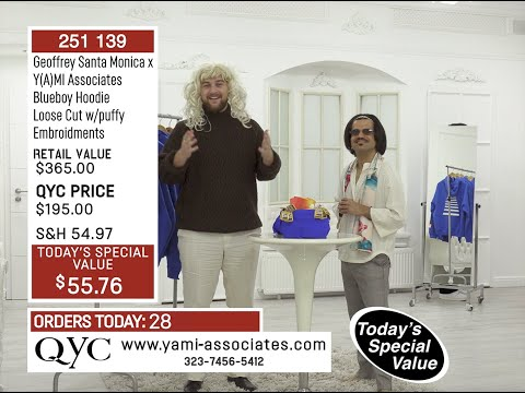 QYC Exclusive: The Blueboy Hoodie [TCU Episode 7]