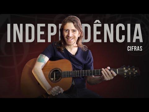 CIFRAS | Aprenda a tocar INDEPENDÊNCIA