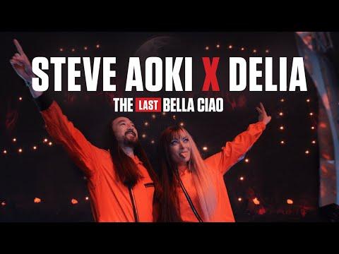 Steve Aoki & Delia   The Last Bella Ciao    Netflix