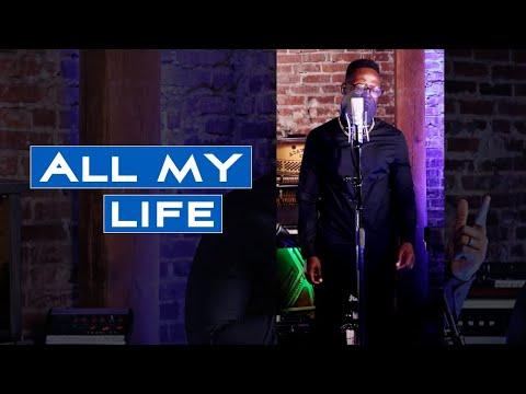 I Prayed For YOU ❤️🙏🏾  (ALL MY LIFE) / Brian Nhira LIVE #short #musicshort #music #cover