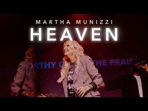 "Heaven (Live) - Martha Munizzi | New Album ""Best Days"" Available Now!"