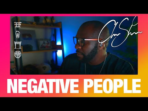 Stay away from negative energy | Club shada