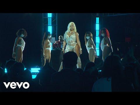 Latto - B*tch From Da Souf (2021 MTV VMAs)