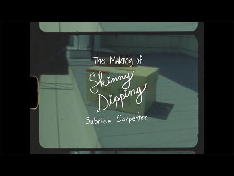 Sabrina Carpenter - Skinny Dipping (Behind The Scenes)