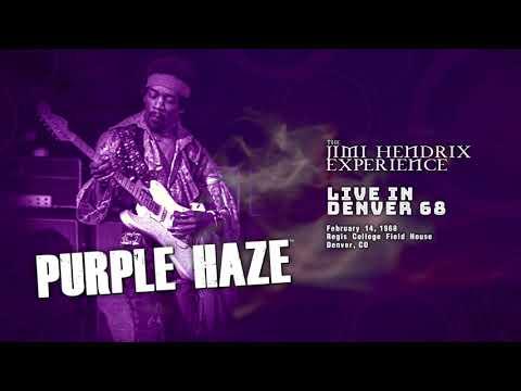 PURPLE HAZE™ - 1968-02-14 - Live In Denver 68