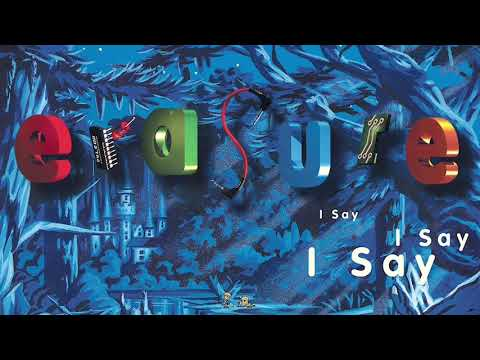 ERASURE - I Love Saturday (Ian Levine Remix)