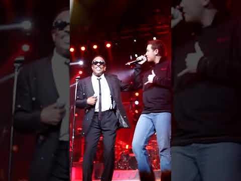 """Charlie Wilson and Scotty McCreery sing """"Charlie, Last Name, Wilson"""" (Live)"""