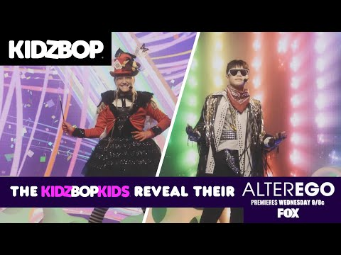 The KIDZ BOP Kids Reveal Their ALTER EGOS!