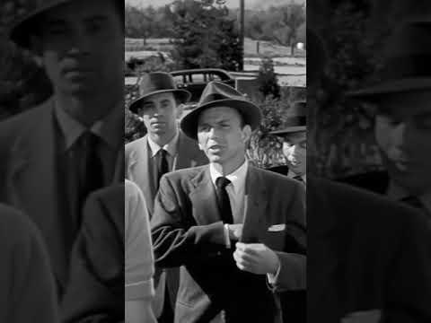 Frank Sinatra in the film Suddenly