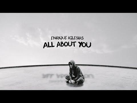 Enrique Iglesias - ALL ABOUT YOU (Lyric Video)