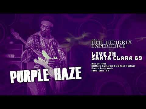 PURPLE HAZE™ - 1969-05-25 - Live In Santa Clara 69