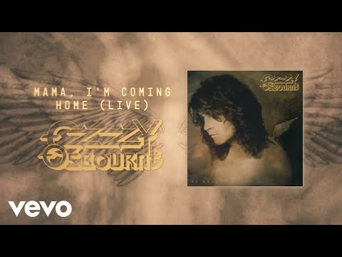 Ozzy Osbourne - Mama, I'm Coming Home (Live - Official Audio)