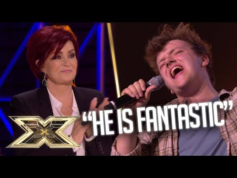 Eastenders inspired song blows away Judges | Unforgettable Auditions | The X Factor UK