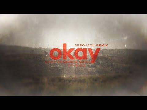 Nicky Romero & MARF ft. Wulf - Okay (Afrojack Remix)
