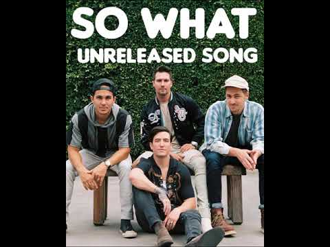 Big Time Rush - So What (Unreleased Preview)