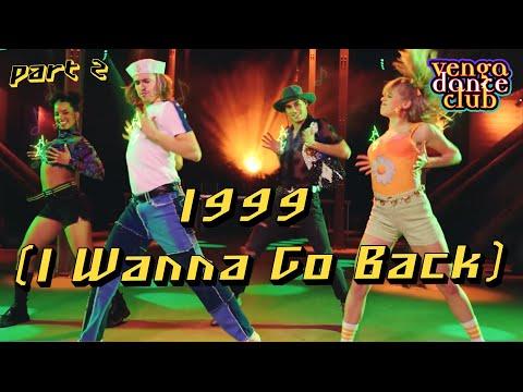 Vengaboys - 1999 (I Wanna Go Back) TikTok Dance Video (Choreography & Tutorial) *Part 2*