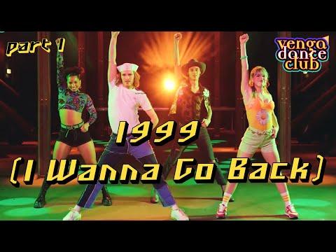 Vengaboys - 1999 (I Wanna Go Back) TikTok Dance Video (Choreography & Tutorial) *Part 1*